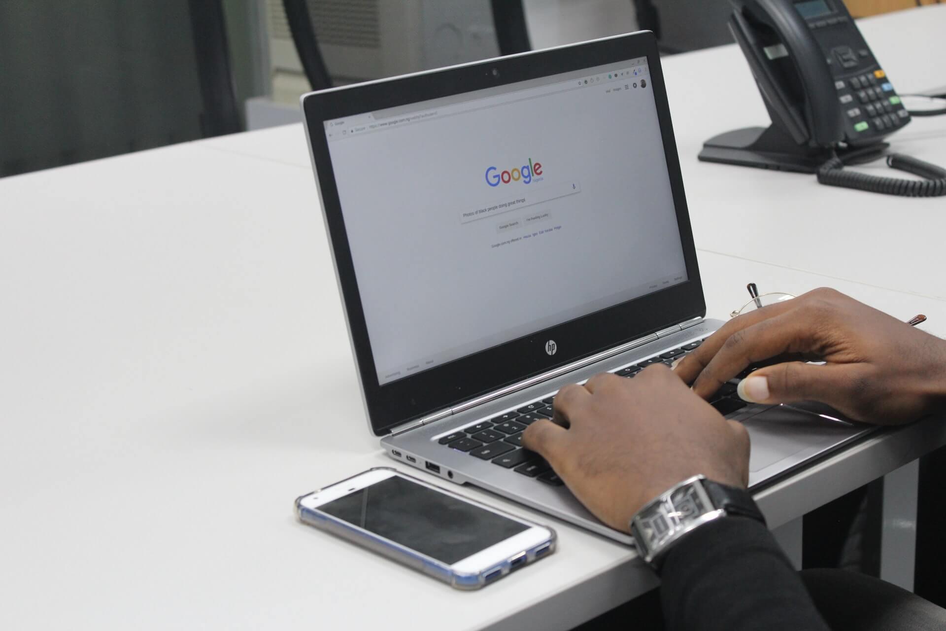 Verkkosivuston digitaalinen markkinointi